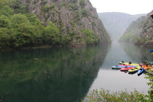 Viaggio a Skopje