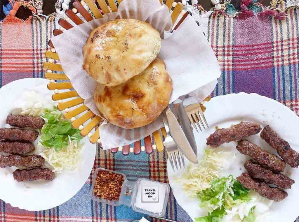 Skopje food tour