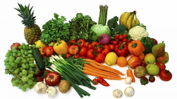 Macedonian vegetarian food