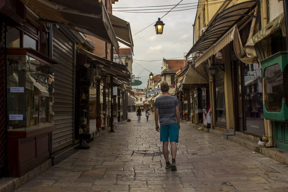 Free skopje walking tours