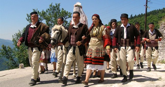 Macedonia facts